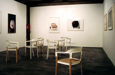 Ronan & Erwan Bouroullec, visite de l'exposition Album à Arc en Rêve