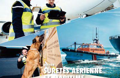 Gendarmerie: le magazine Gend'info n° 397 de juin 2017 en ligne