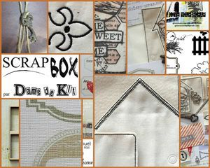 "Scrap Box ""Solidaire"" !"