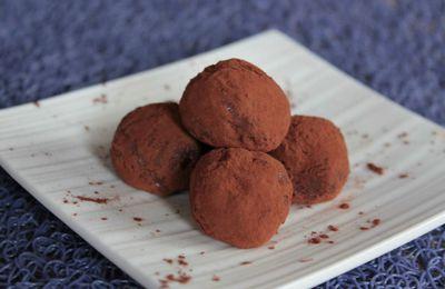Truffes au Chocolat de Dukan