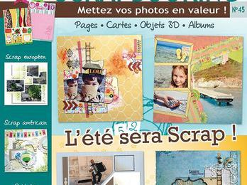 Blog candy chez Passion Scrapbooking!