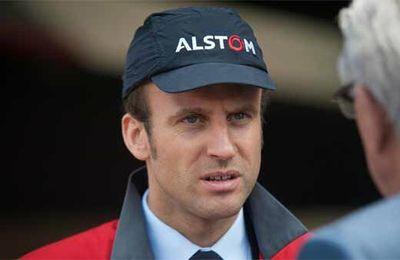 Comment Emmanuel Macron, ministre de François Hollande,  a bradé Alstom aux Américains - Un désastre pour la France  VIDEO