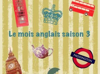 Juin, le mois anglais (with scones)