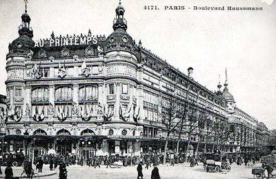 11 mai 1865 - Création du magasin « Printemps »