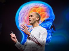 TED Talk Anil Seth: Your brain hallucinates your conscious reality
