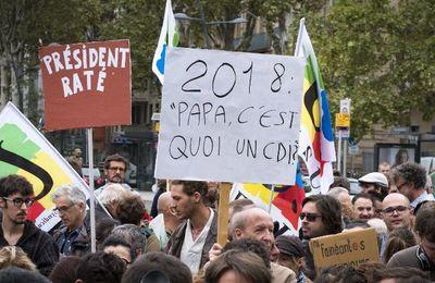 Sondage LCI : pour une courte majorité de Français, Macron doit renoncer à la réforme du code du travail