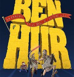 « Arrête Ton Char Ben-Hur ! » au Théâtre de Dix Heures, nous y étions !