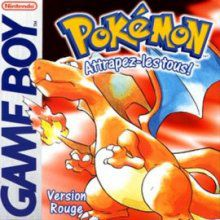 Pokemon, oui, mais version Rouge !