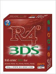 R4 3DS Bring Good Old Dos Games To Nintendo 3DS - x360key
