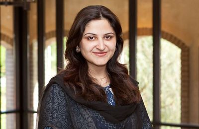 How One Woman Entrepreneur Is Breaking Pakistan's...