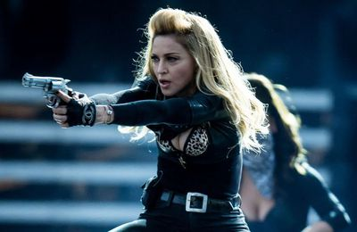 Madonna Lashes Back at Haters: 'Stop Following Me...