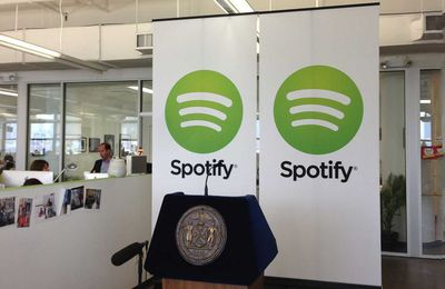 Spotify Expands its Presence in New York City...