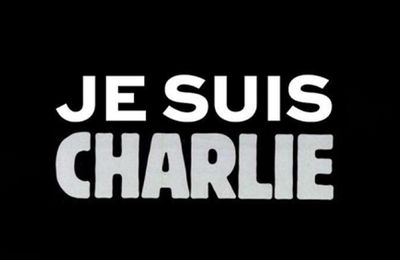 ... Je Suis Charlie ...