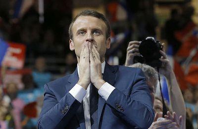 Présidentielle : comment Macron dépense l'argent qu'il n'a pas (encore) [Nouvel Obs.Com]