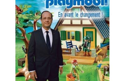 Photo officielle de Hollande