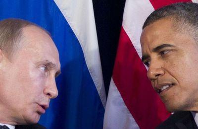 GUERRE EN SYRIE : POUTINE A OBAMA : « Le recours à la force contre la Syrie sera considéré comme un acte d'agression »