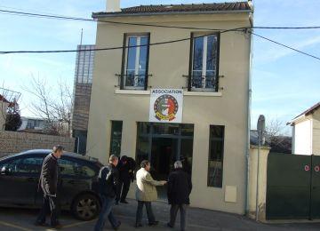 Associação ARCOP de Nanterre já tem sede própria para os próximos vinte anos