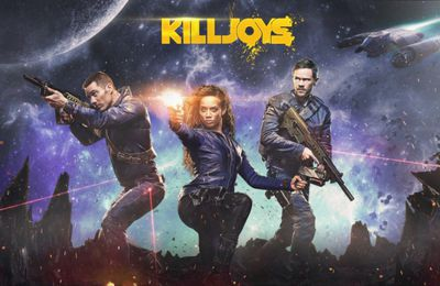 Killjoys - série TV