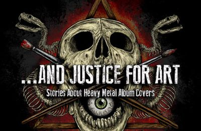 """""""...and justice for art"""" - the story about heavy metal album covers"""