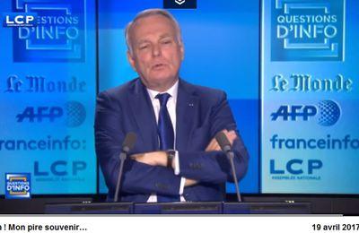 Jean-Marc Ayrault... le Colin Powell français ? (Raialyoum)