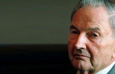 La cruelle légende de David Rockefeller, Patriarche de l'État Profond (NEO)