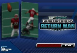 Return man 3 games the seasons games