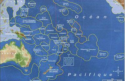 La France se prépare à une guerre dans le Pacifique