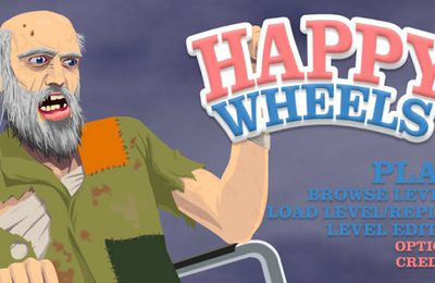 Games Happy Wheels