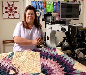 Gina Boone quilts