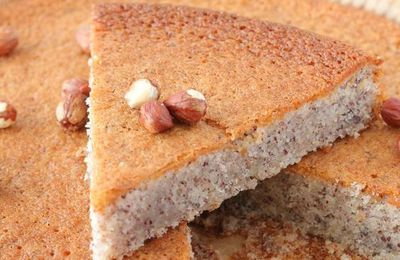 Financier Géant à la Noisette