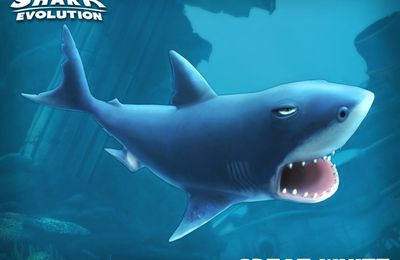 You can play Hungry Shark game for free