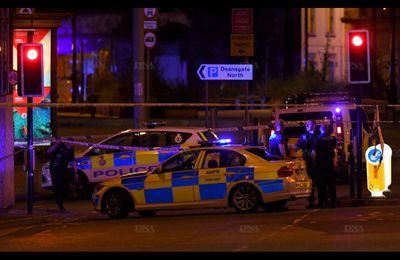 Attentat à Manchester : 2 explosions à la sortie d'un concert, 22 morts et 60 blessés