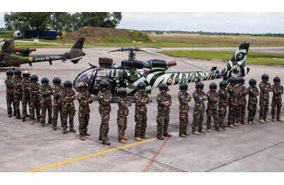 Le 3e RHC a participé à un exercice de l'OTAN