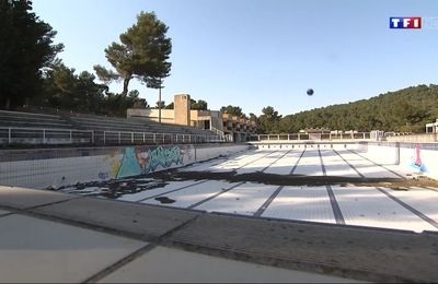 Pénurie de piscine à Marseille