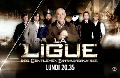 La Ligue des Gentlemen Extraordinaires (un film de Stephen Norrington)