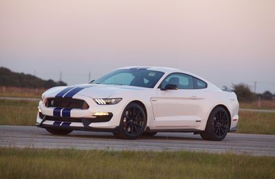 2015 Hennessey - Ford Mustang Shelby GT350 HPE800