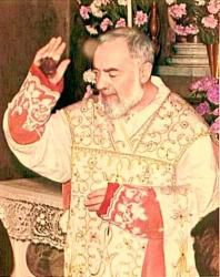 Padre Pio (Stigmatisé)