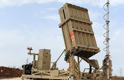 Israel on high alert, deploys Iron Dome batteries against missile attack
