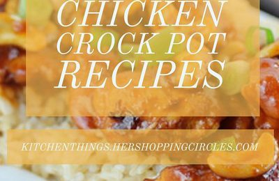 Chicken Recipes for the Crock Pot