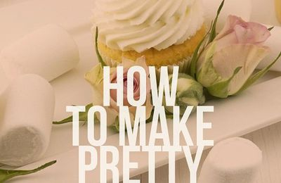 Ways to Decorate Flower Cupcakes