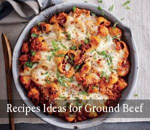 Recipe Ideas for Ground Beef - Comfort Foods and Satisfying Dishes