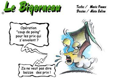 Le bigorneau : BD N° 14