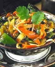 Chop suey de légumes