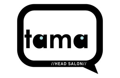 Identité visuelle du salon TAMA HEAD SALON