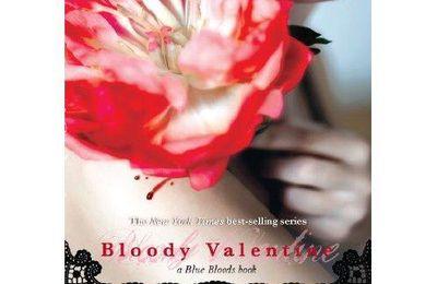 Bloody Valence... le nouveau titre de Melissa De La Cruz