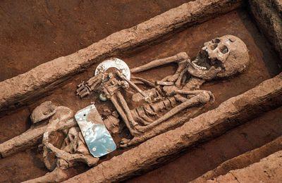 Chine : des restes d'hommes géants ayant vécu il y a près de 5 000 ans