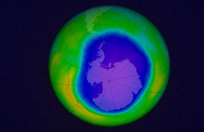 #Science - Antarctic Ozone Layer shows signs of healing