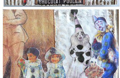 des mails art chocolat...