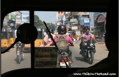 Scènes de vie... (Région du Tamil Nadu, Inde du Sud)