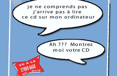 coté pile ou face du CD